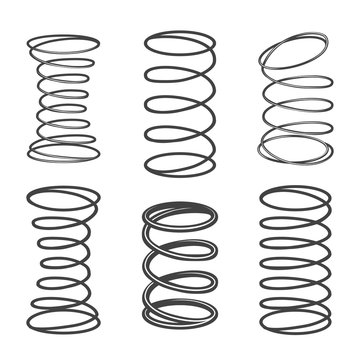 Mattress bed springs