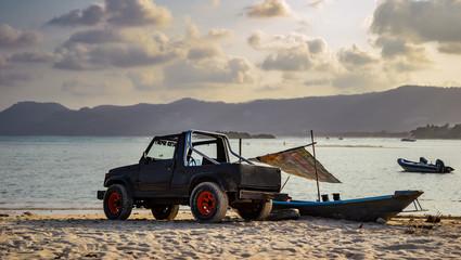 Fisherman's Car