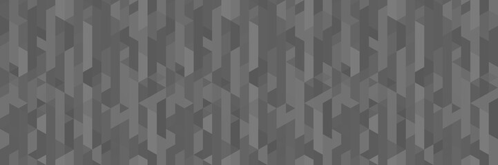 Seamless polygonal pattern. Abstract geometric wallpaper of the surface. Tiled background. Print for polygraphy, posters, t-shirts and textiles. Mosaic texture. Doodle for design