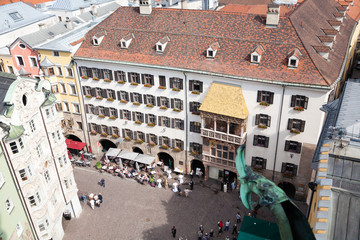 Golden Roof, Innsbruck landmark