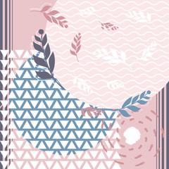 Hijab Creative Scarf Fashion for Printing