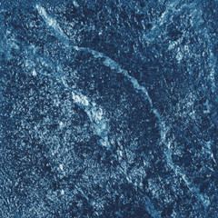 Metallic blue paper background