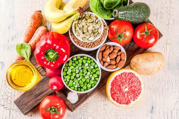Alkaline diet ingredients