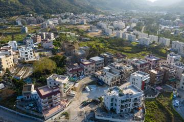 Hong Kong village in countryside