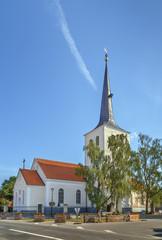 Paide Church, Estonia