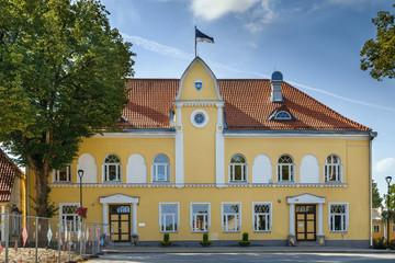 Paide Town Hall, Estonia