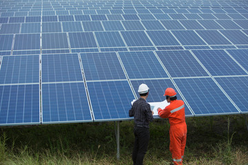 Electrical power monitoring, and maintenance of solar cells.