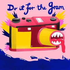 Do it for the gram