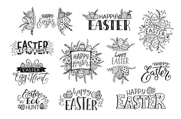 happy easter phrases
