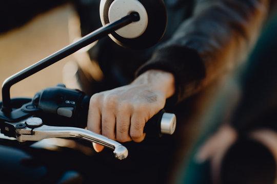 Rouler à moto