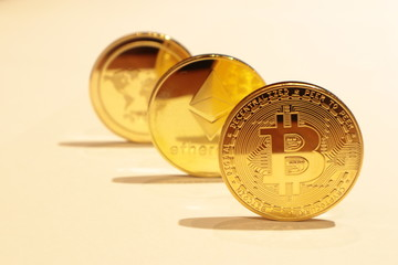 Bitcoin and Ethereum, Ripple, Virtual currency, Block chain