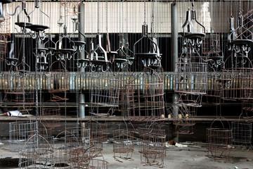 Abandoned German Mine