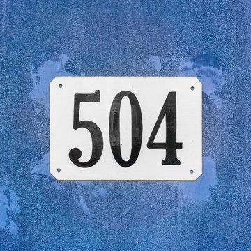 number 504