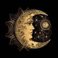 alchemy moon sun