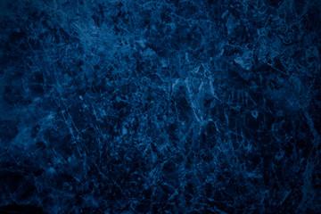 深く青い大理石の背景素材