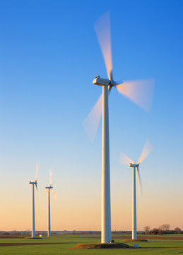 Windkraftanlage in NRW