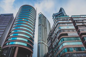 Fototapete - Honk Kong, November 2018