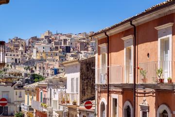 Foto op Canvas Barcelona Ragusa Ibla, Sicilia, Italia