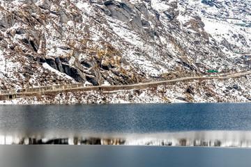 Tsomgo (Changu) Lake, The Himalayan beauty