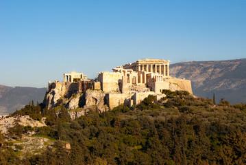 Fotobehang Athene Acropolis, Athens, Greece