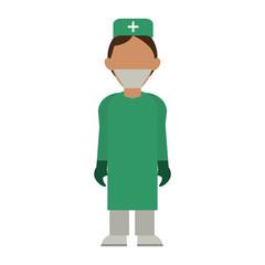 medical avatar cartoon