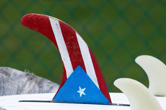 Surfing Longboard Aguadilla Puerto Rico