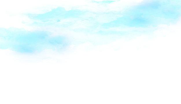 水彩アブストラクト