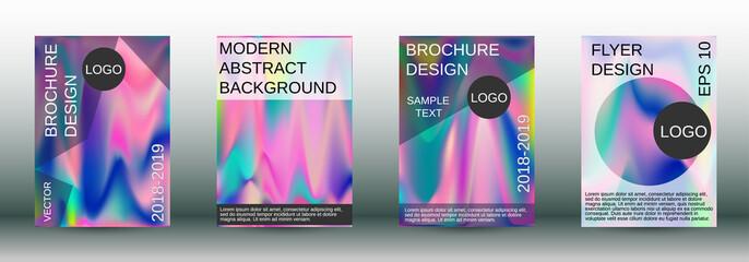 Creative fluid backgrounds