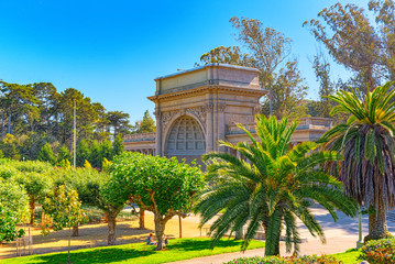 San Francisco California Academy of Sciences.