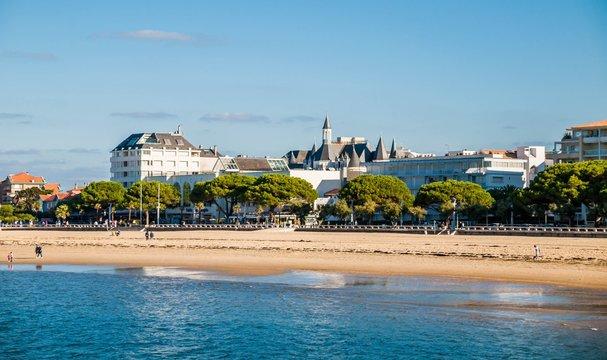 Arcachon, Gironde, Nouvelle-Aquitaine, France.