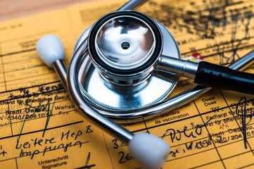Impfbuch Gesundheitsvorsorge