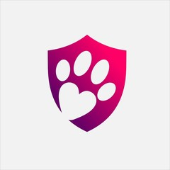 Protection Pet Logo