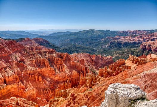 Cedar Breaks National Monument in Utah