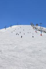 Lebanon Winter Ski Season Faraya Kfardebian
