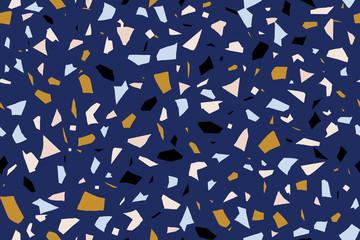 Seamless Terrazzo Pattern