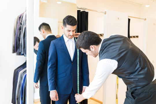 Measuring To Create A Perfectly Fitting Suit