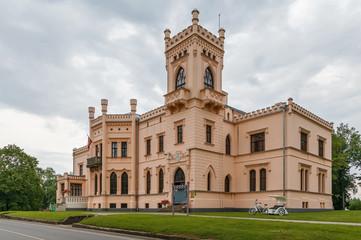 New Castle of Aluksne, Latvia