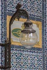 Fotomurales - Lantern in Topkapi palace, Istanbul, Turkey