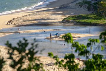 Praia do Espelho - Mirror Beach