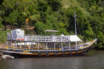boat on harbor
