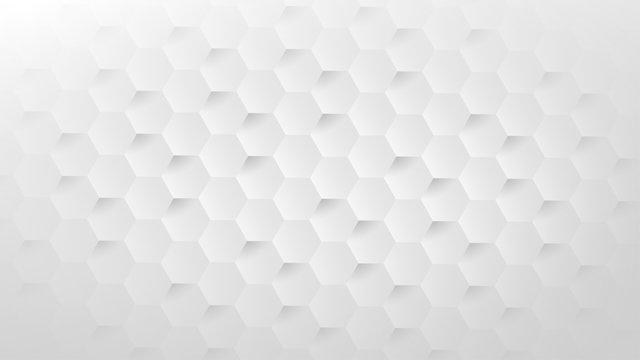 abstract background with hexagons, wallpaper 3d, texture polygons