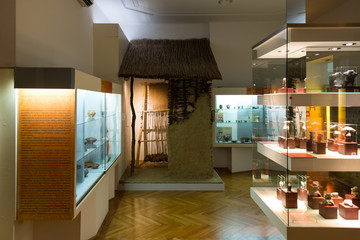 Archaeological Museum in Zagreb, Croatia