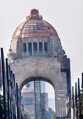 1910 Revolution Monument Mexico City Mexico