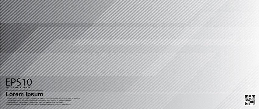 abstract gradient gray color background / Poster, banner template.