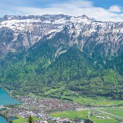 Switzerland. Interlaken.