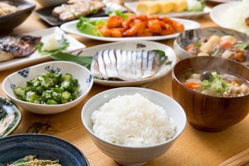 日本の食事