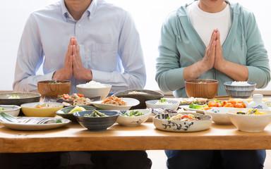 日本の食事のマナー