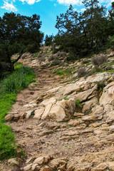 Aphrodite and Adonis Nature Trail, Akamas Peninsula, Cyprus