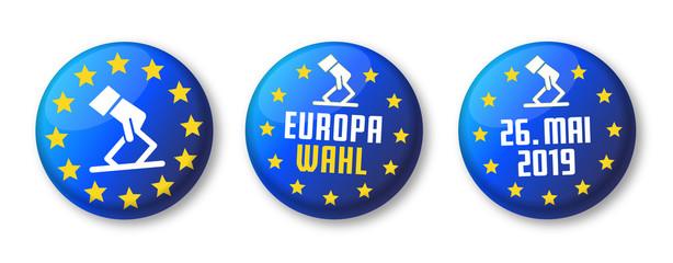 Europawahl / 26. Mai 2019