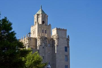 Historic Mediterranean-Style Building